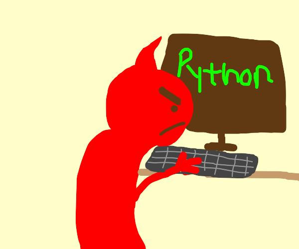 Devil coding