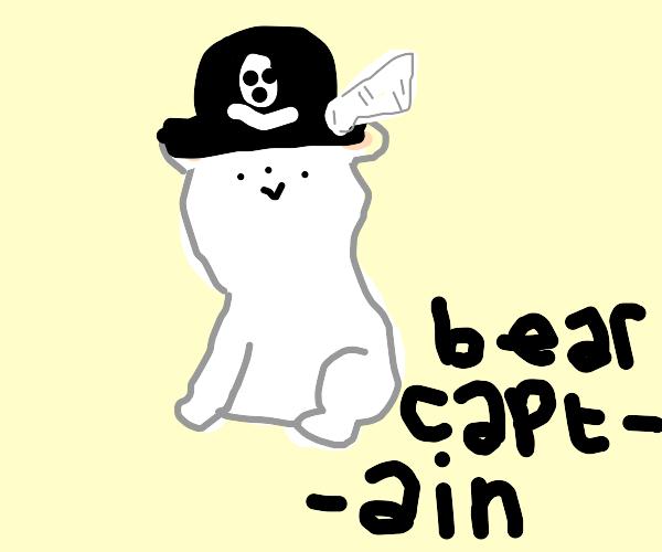 Polar bear captain