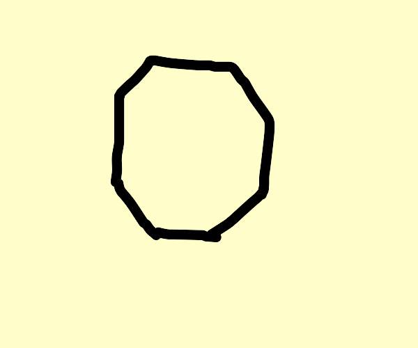 An Octagon is a shape with Eight Sides Right?