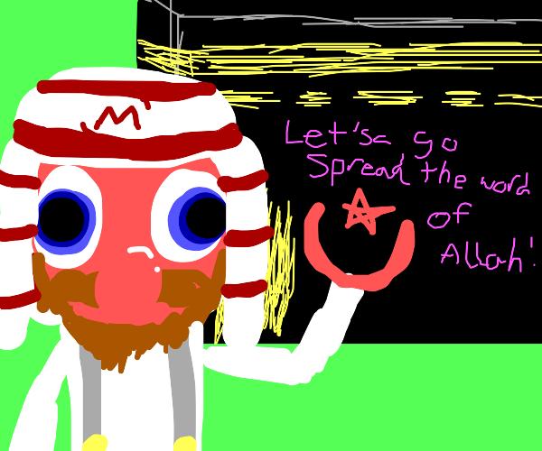 Muslim Mario