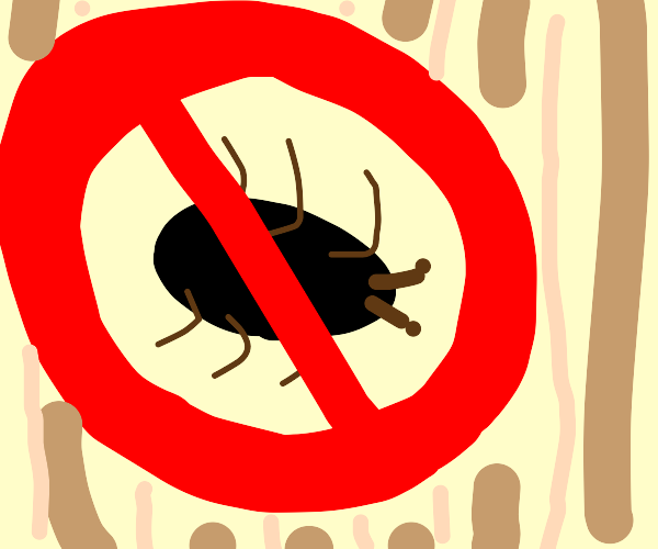 Join the anti bug League