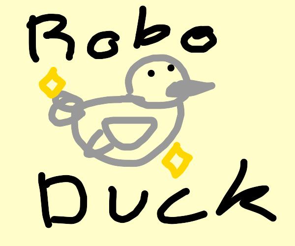 Robo-Duck