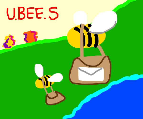 Bee Postal Service