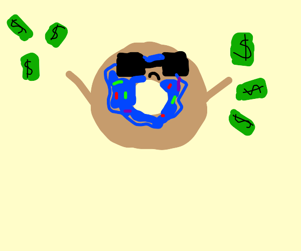Wealthy Doughnut