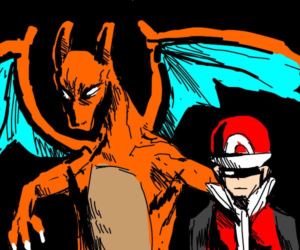Charizard Pokemon Trainer