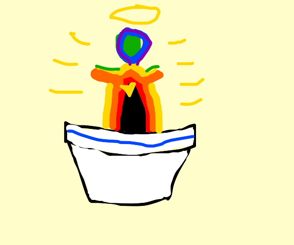 God in a Bowl