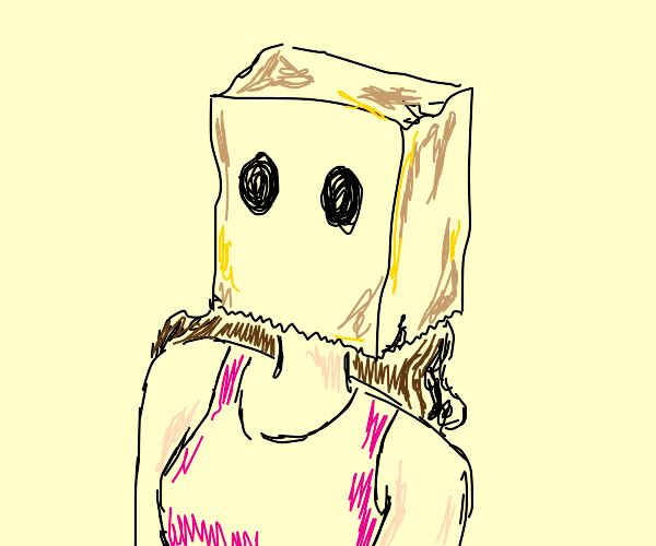 bag head girl
