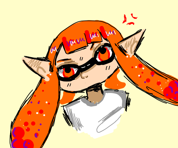 Inkling is mad