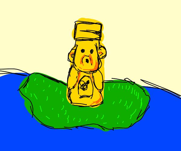 Honey on an Island