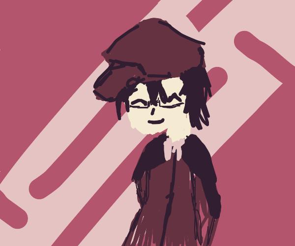 Any BSD character