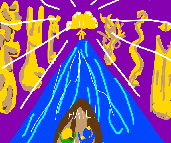 Hail the Ancient Gods!