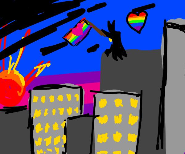 Gay Batman