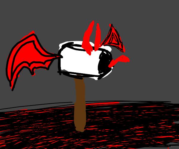 demon mailbox