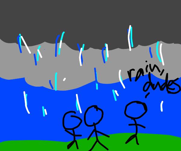 rain dudes