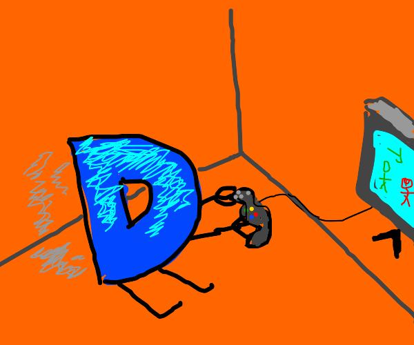 Doodle Gamer