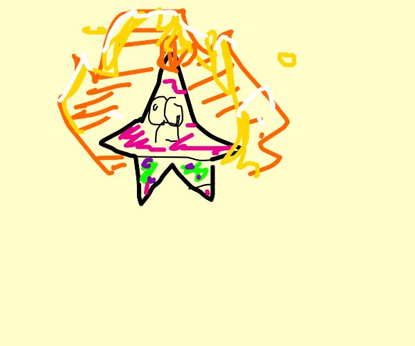 Star in a Fire