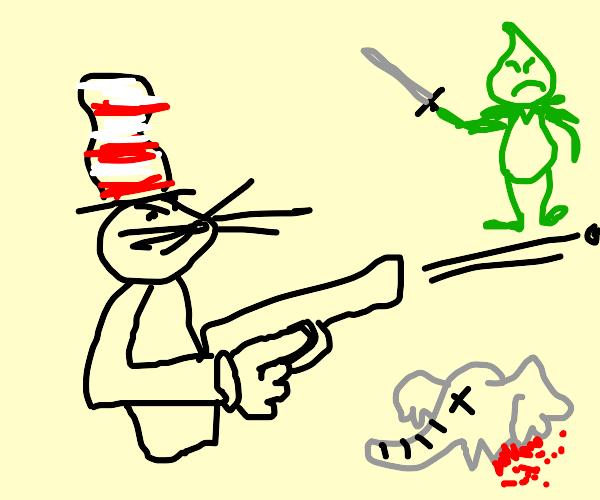Dr. Seuss Battlefield