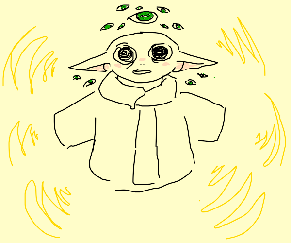 baby yoda ascension