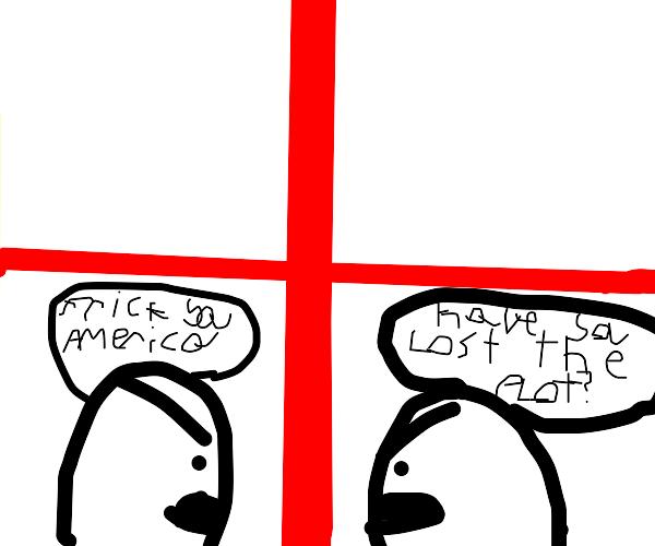American argument