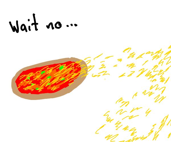 Pizza mozzarella-rella rella rella rella