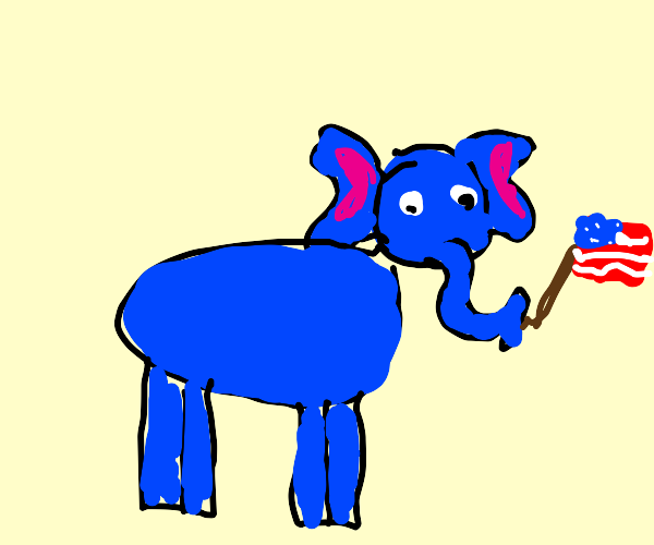 Elephant from the United States