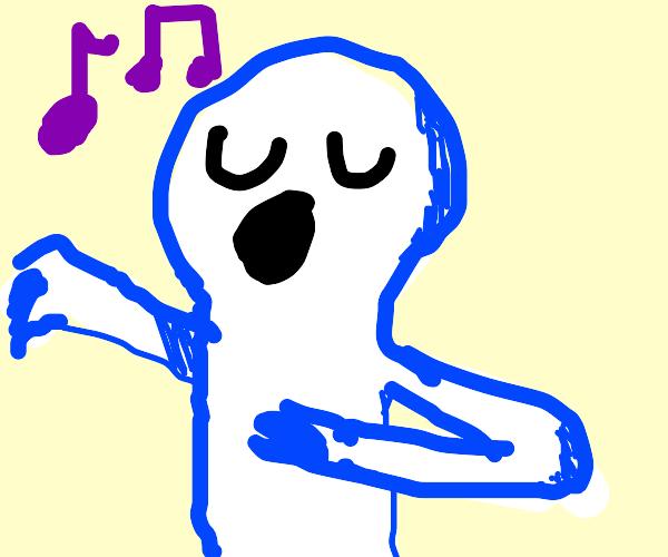 singing?