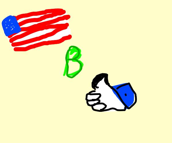 america b like