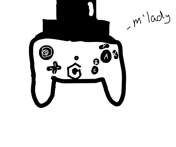 Fancy Gamecube Controller