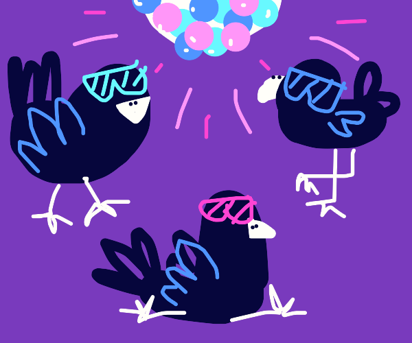 A rave