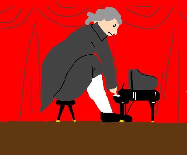 Gigantic Beethoven