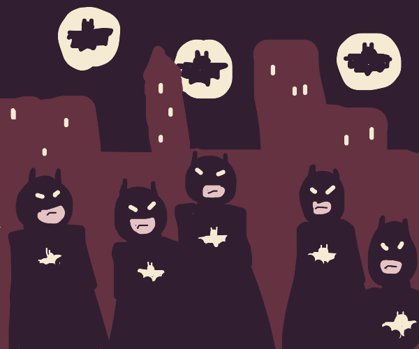 Overcrowding problem in Bat City