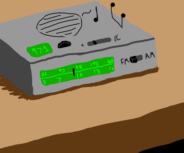 radio on 97.1 fm