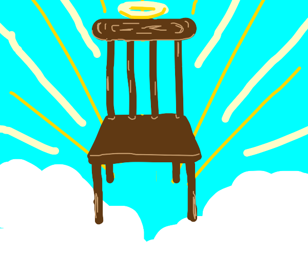 Holy chair