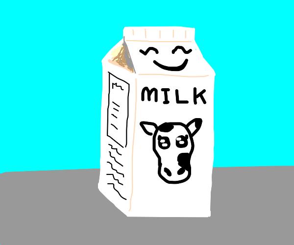 Happy Milk Carton :)