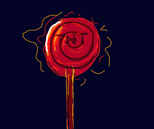 Explosion Lollipop