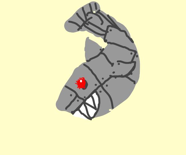 Shark robot