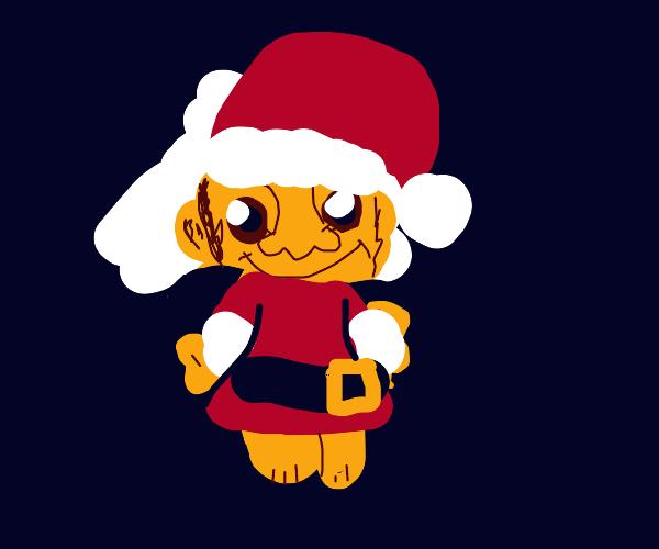 the santa trolls