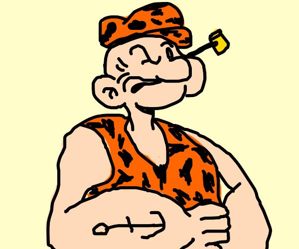 Cave Popeye