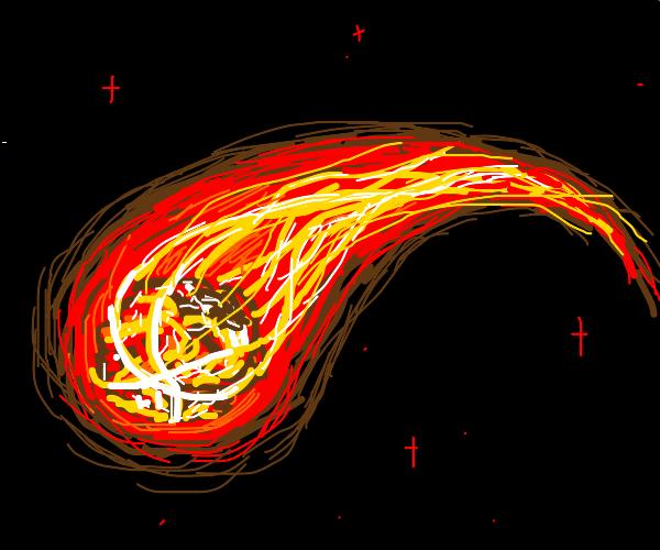 Spaghetti Astroid