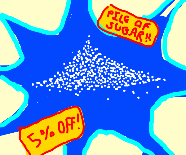 click here to win a pile of sugar!!