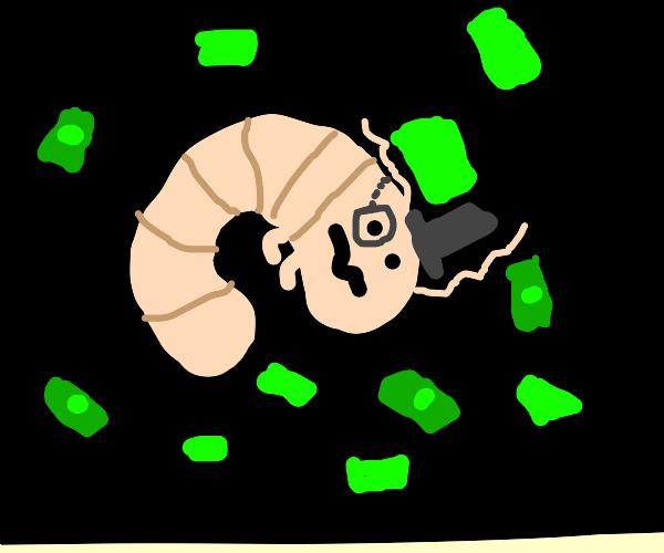 Wealthy Shrimp