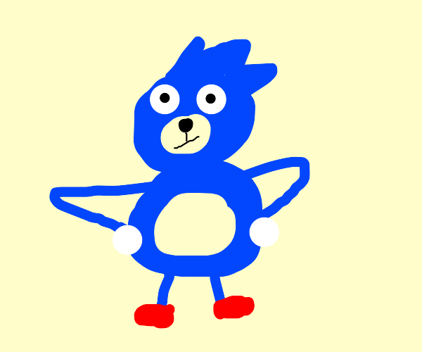 sonic is not impressed
