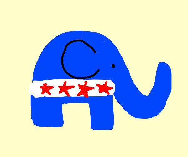 The Republican Elephant