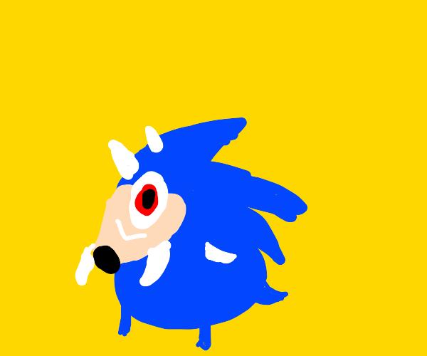 Sonic Cacodemon is OK