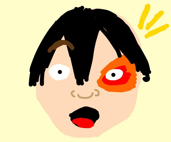 Surprised zuko