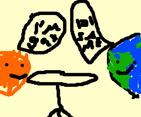 Eating with Earth