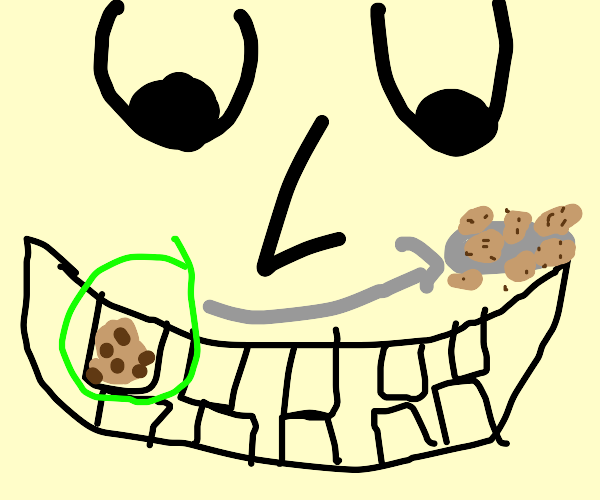 Cookie Tooth