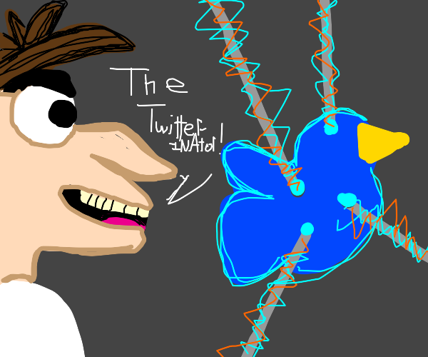 Dr doofenshmirtz creates the twitter-inator