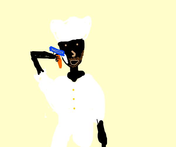 Chef Shaving