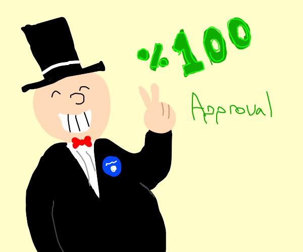 Popular Mayor